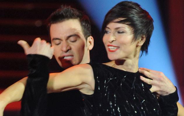 Danuta Stenka i Stefano Terrazzino, fot. Andras Szilagyi  /MWMedia