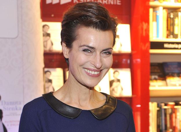 Danuta Stenka jedna z najbardziej znanych i lubianych aktorek /Niemiec /AKPA