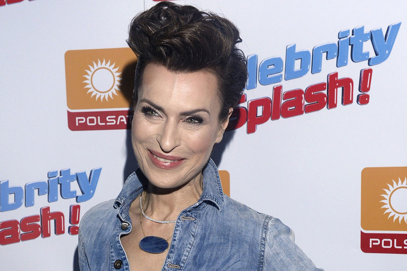 Danuta Stenka: Ta piękna kobieta to kolejny dowód na to, że można mieć krótkie włosy i 100% seksapilu /Mieszko Pietka /AKPA