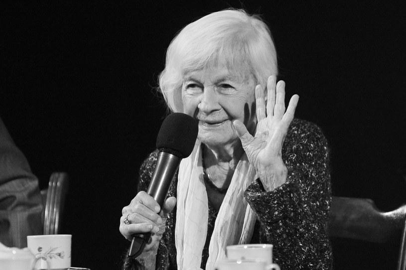 Danuta Szaflarska (1915-2017) /AKPA