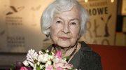 Danuta Szaflarska ma już 97 lat!