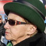 Danuta Wałęsa bardzo zmizerniała! To przez stres i kłopoty jej męża!