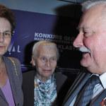 Danuta Wałęsa o mężu: Bardzo mi go żal. Nie może się odnaleźć