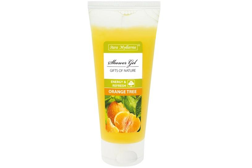 Dar natury Orange Tree żel pod prysznic /materiały prasowe
