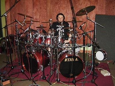 Daray (Vader) w studiu /Oficjalna strona zespołu