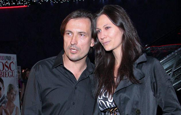 Darek Kordek i Eliza Jędrzejewska, fot. Paweł Przybyszewski  /MWMedia