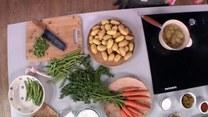 Daria Ładocha i jej kuchnia pełna ziemniaków