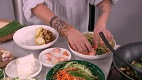 Daria Ładocha i kuchnia wiosenna