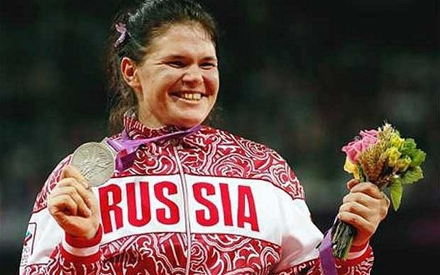 Daria Piszczalnikowa została zawieszona za doping. /AFP