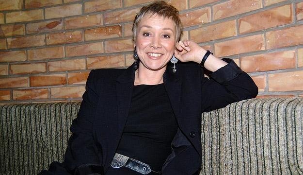 Daria Trafankowska (1954-2004) /AKPA