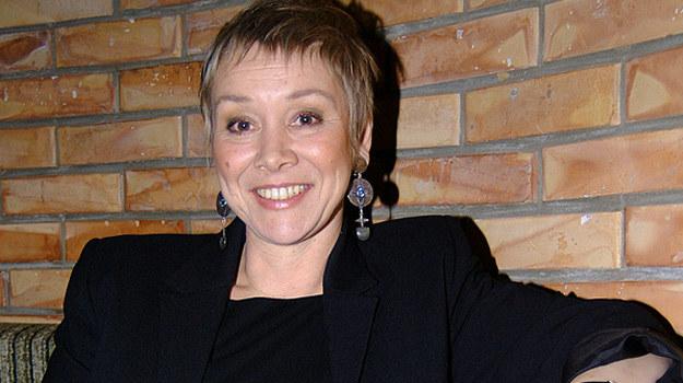 Daria Trafankowska w 2004 roku / fot. Zawada /AKPA