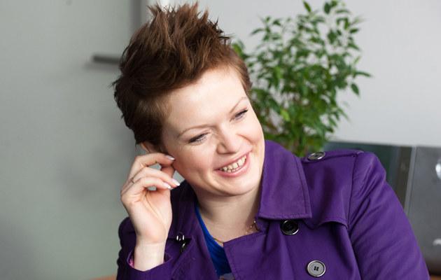 Daria Widawska, fot.Jarosław Antoniak  /MWMedia