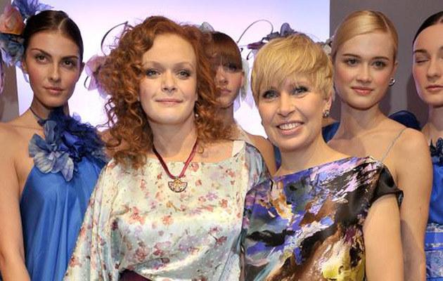 Daria Widawska, Natalia Jaroszewska /fot.Jacek Kurnikowski  /AKPA