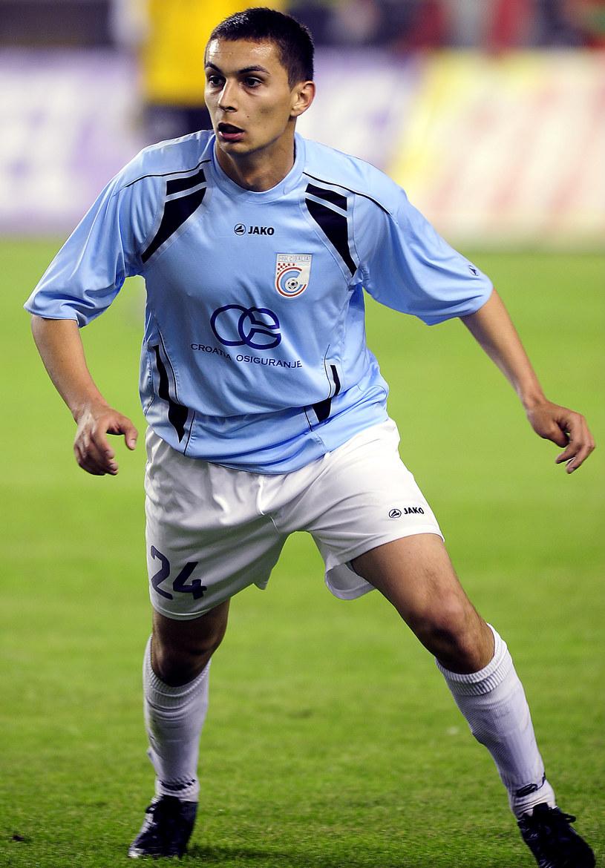 Dario Rugaszević w barwach HNK Cibalia /Getty Images