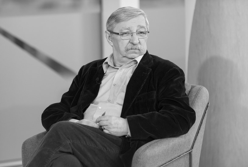 Dariusz Baliszewski /East News