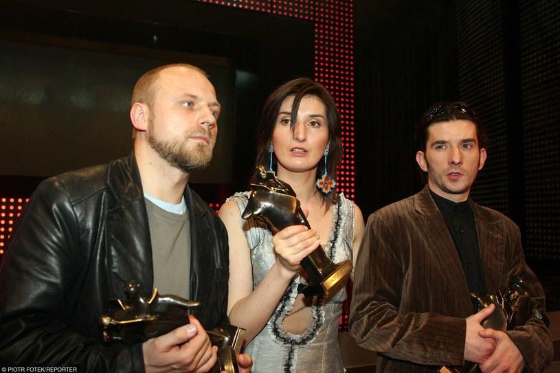 Dariusz Basiński, Jadwiga Barańska, Jacek Borusiński /Piotr Fotek /Reporter