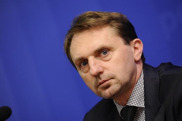 Dariusz Blocher, prezes Budimeksu. Fot. Piotr Gamdzyk /Reporter