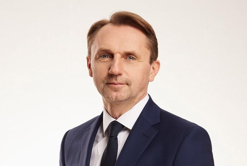 Dariusz Blocher, prezes Budimexu /materiały prasowe