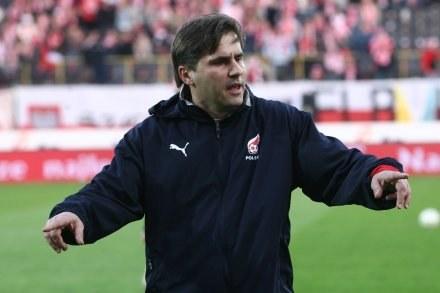 Dariusz Dziekanowski, fot. Tomasz Markowski /Agencja Przegląd Sportowy