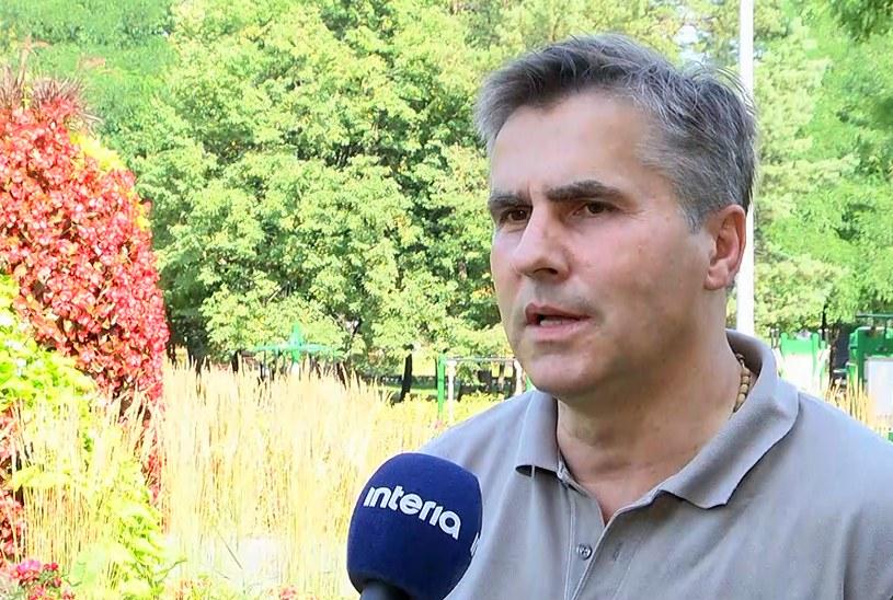Dariusz Dziekanowski /Zbigniew Czyż /INTERIA.PL
