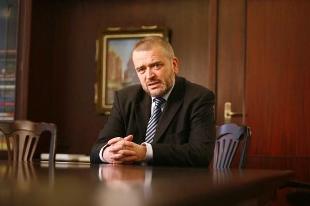 Dariusz Filar, członek Rady Gospodarczej przy premierze, fot. Marcin Mizerski /Reporter
