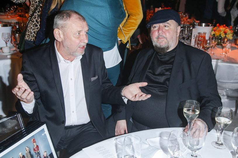 Dariusz Gnatowski i Andrzej Grabowski /Baranowski /AKPA