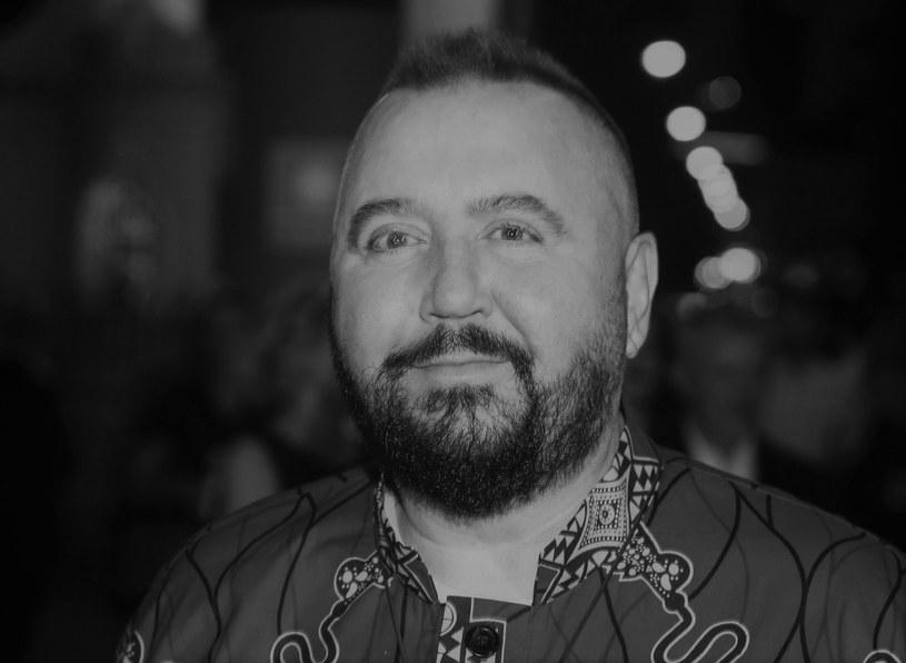 Dariusz Gnatowski podczas ubiegłorocznej prezentacji Jesiennej ramówki telewizji Polsat /Kamil Piklikiewicz /East News