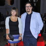 Dariusz Gnatowski z córką