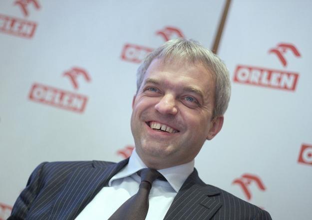 Dariusz Jacek Krawiec, prezes Orlenu. Fot. Jacek Wajszczak /Reporter
