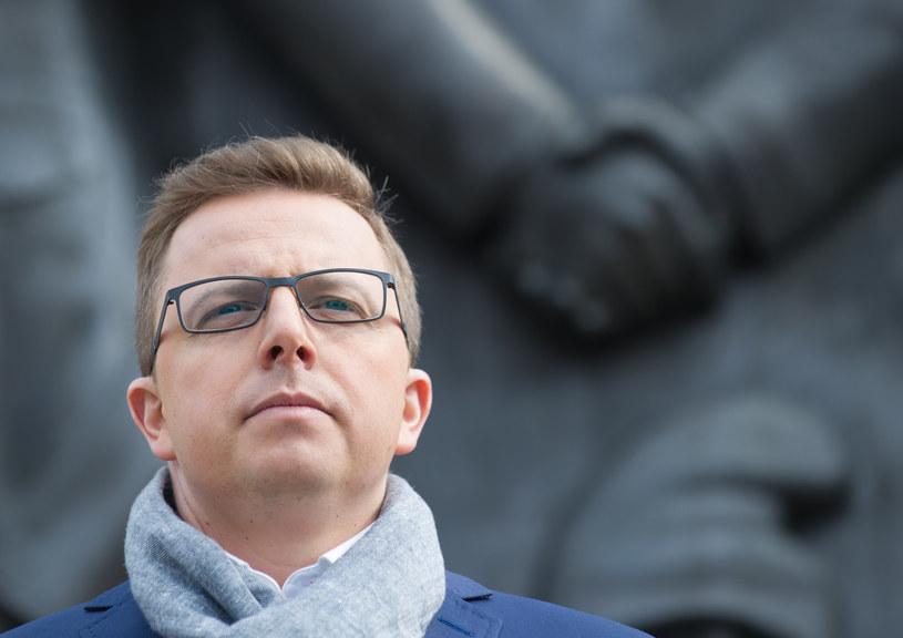 Dariusz Joński naciska na PO /Michał Kaźmierczak /Agencja FORUM