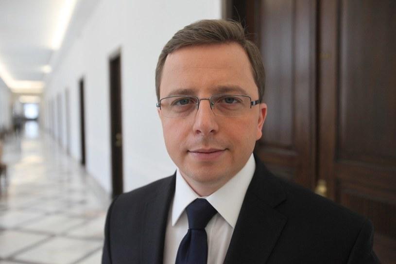 Dariusz Joński, rzecznik SLD /Tomasz Radzik /Agencja SE/East News