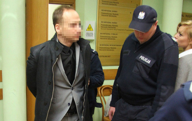 Dariusz K. pozostanie w areszcie /Marcin Smulczyński /East News