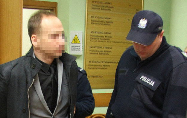Dariusz K. przebywa w areszcie /Marcin Smulczyński /East News