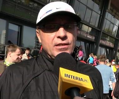 Dariusz Kaczmarski: Trzeba biegać z głową