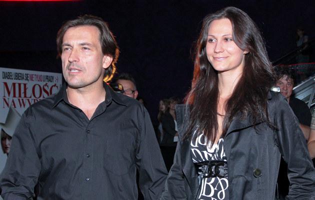 Dariusz Kordek, Eliza Jędrzejewska, fot.Paweł Przybyszewski  /MWMedia