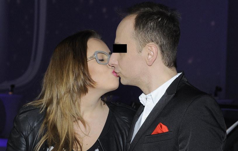 Dariusz Krupa ze swoją siostrą Dorotą /Jarosław Antoniak /MWMedia