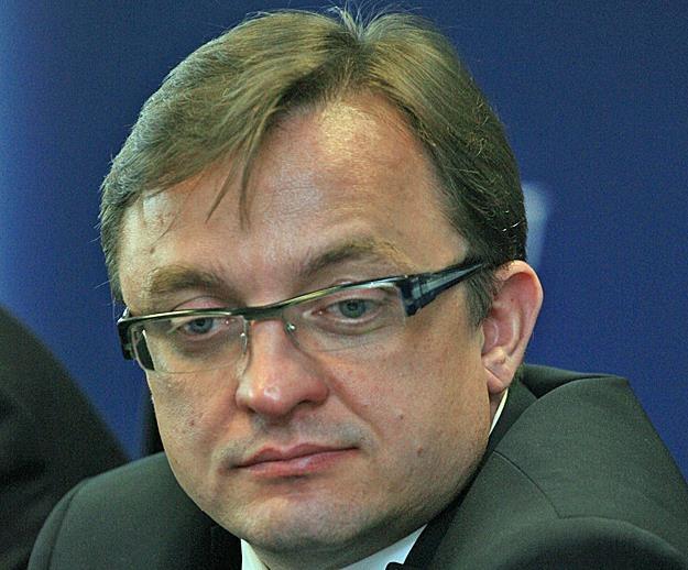 Dariusz Krzewina. Fot. Jacek Waszkiewicz /Reporter