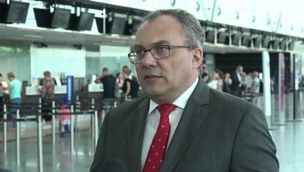 Dariusz Kuś, prezes Portu Lotniczego we Wrocławiu /Newseria Biznes