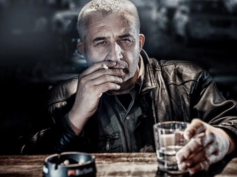 Dariusz Loranty nie boi się mówić prawdy o pracy w policji /Wydawnictwo Fronda / Jakub Szymczuk /materiały prasowe