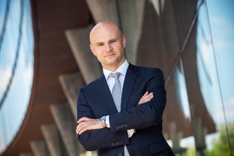 Dariusz Mazurkiewicz, prezes Polskiego Standardu Płatności, operatora BLIK / Źródło: arch. /&nbsp