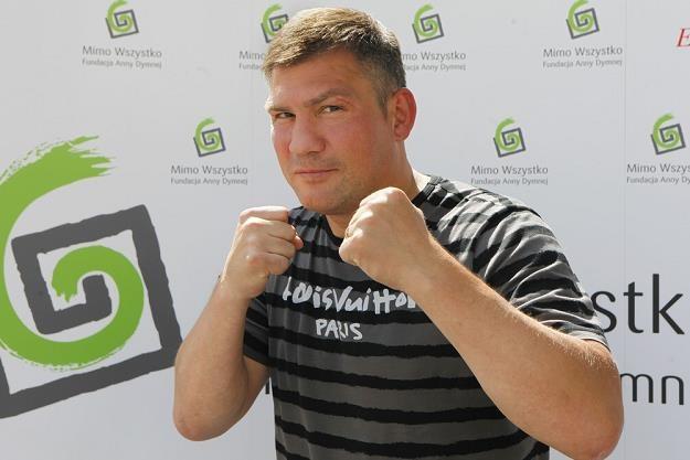 Dariusz Michalczewski Fot. MARCIN KĄDZIOLKA /Agencja SE/East News