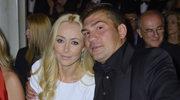 Dariusz Michalczewski kupił żonie torebkę za 160 tys. Na zgodę!