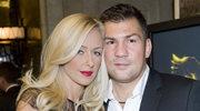 Dariusz Michalczewski ma powód do świętowania. Jego żona urodziła!