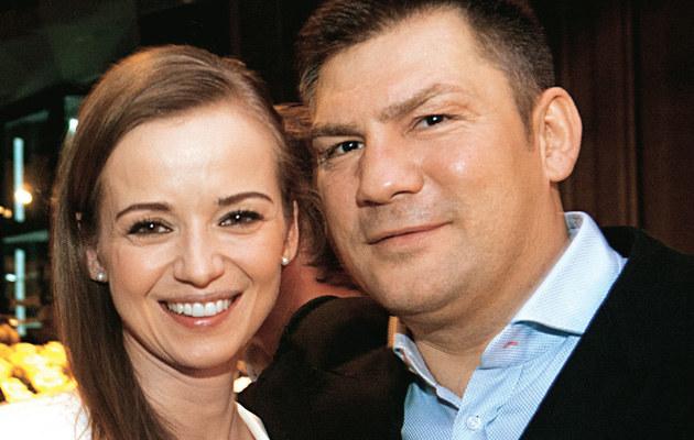 Dariusz Michalczewski przyjaźnił się z Anią Przybylską /Rewia