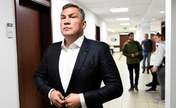 """Dariusz Michalczewski skazany. """"Nigdy mojej żony nie uderzyłem. A że się wyzywamy?"""""""