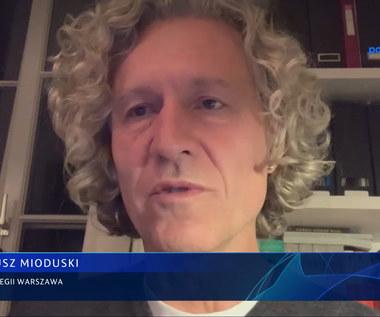 Dariusz Mioduski skomentował występ Legii ze Spartakiem. Wideo (POLSAT SPORT)