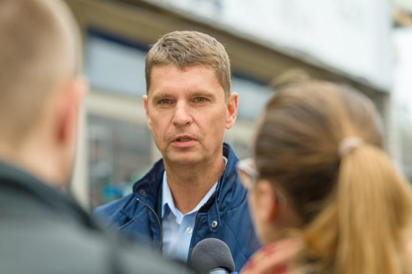 Dariusz Piontkowski został nowym ministrem edukacji /Pawel Polecki/REPORTER /Reporter