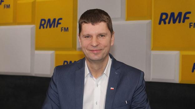 Dariusz Piontkowski /Karolina Bereza /RMF FM