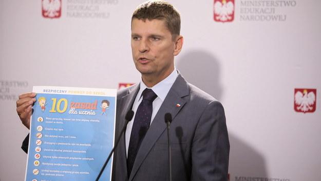Dariusz Piontkowski / Leszek Szymański    /PAP