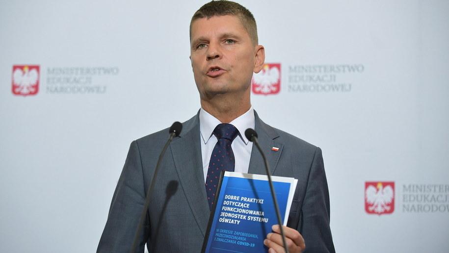 Dariusz Piontkowski / Marcin Obara  /PAP
